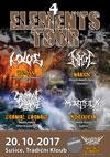 4 ELEMENTS TOUR 2017