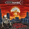"1000 BOMBS ""Peace Is Dead"" [CD, 2014]"