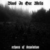"BLOOD IN OUR WELLS ""Echoes Of Desolation"" [LP + MP3, 2014]"