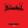"DEBUSTROL ""Protest Live!"" [12"" maxi EP, 2010]"