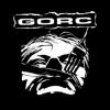 """GORC """"logo"""" [nášivka, 2019]"""
