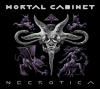 "MORTAL CABINET ""Necrotica"" [digipack CD, 2015]"