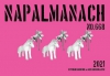 NAPALMANACH #668 [extreme hardcore & jazz-grind bulletin, březen 2021]