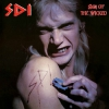 "S.D.I. (SDI) ""Sign Of The Wicked"" [LP (blood red), 1998/2019]"