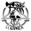 """TÖRR """"Gang Live 1989"""" [LP, 2015]"""
