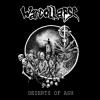 "WARCOLLAPSE ""Deserts Of Ash"" [LP, 2019/2020]"