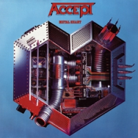 "ACCEPT ""Metal Heart"" [CD, 1985/2002]"