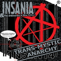 "INSANIA ""Trans-Mystic Anarchy"" [2LP + CD, 2015]"
