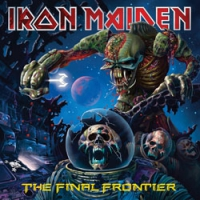 "IRON MAIDEN ""The Final Frontier"" [double LP, 2010]"