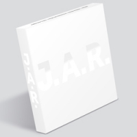 "J.A.R. ""LP Box bílý"" [4LP BOX, 2002/2006/2011/2017/2019]"