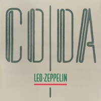 "LED ZEPPELIN ""Coda"" [LP, 1982]"