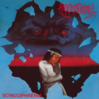 "SEPULTURA ""Schizophrenia"" [CD, 1987]"