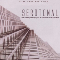 "SEROTONAL ""The Futility Of Trying To Avoid The Unavoidable"" (Limited Edition) [mini CD, 2007]"
