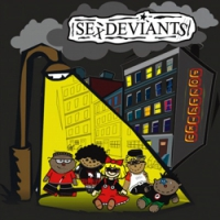 "SEX DEVIANTS ""Pozpátku"" [CD, 2008]"