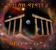 "SOLAR SYSTEM ""Atlantis"" [digipack CD, 2015]"
