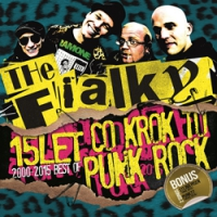 "THE FIALKY ""Co krok to 15 let punk rock"" [LP, 2016]"