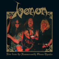 "VENOM ""Live From The Hammersmith Odeon Theatre"" [LP (red), 1985/2018]"