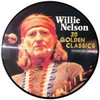 "WILLIE NELSON ""20 Golden Classics"" [LP (PD), 1984]"