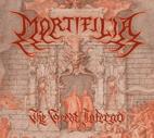 MORTIFILIA - The Great Inferno [digipack CD, 2021]
