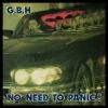 """G.B.H. """"No Need To Panic!"""" [LP, 2016]"""