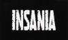"""INSANIA """"logo"""" [nášivka, 2016]"""