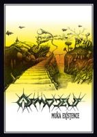 """ASMODEUS """"Muka existence"""" [DVD + CD, 2008]"""