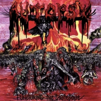 """AUTOPSY """"Puncturing The Grotesque"""" [mini LP, 2017]"""