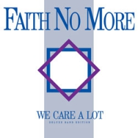 """FAITH NO MORE """"We Care A Lot"""" Deluxe Band Edition [2LP + CD, 1985]"""