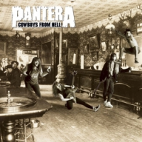 """PANTERA """"Cowboys From Hell"""" [double CD, 1990]"""