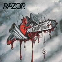 """RAZOR """"Violent Restitution"""" [LP, 1988/2016]"""