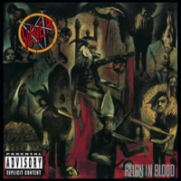 "SLAYER ""Reign In Blood"" [CD, 1986]"