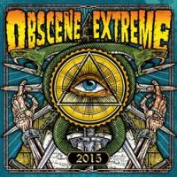 v/a OBSCENE EXTREME 2015 [CD, 2015]