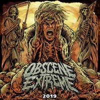 v/a OBSCENE EXTREME 2019 [CD, 2019]